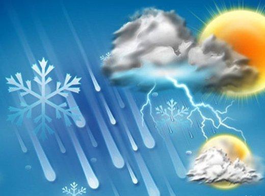 شمال تا ۶ درجه خنک میشود/ جدول وضع آب و هوای همه استانها
