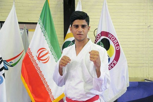قهرمان کاراته المپیک جوانان در تصادف درگذشت