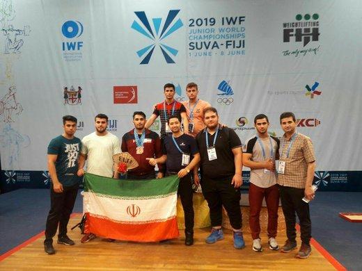ایران برای چهارمین بار متوالی قهرمان جوانان جهان شد