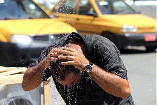 گرمایش جهانی,استان خوزستان,سازمان هواشناسی