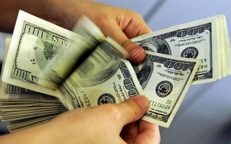 ریزش قبیمت دلار