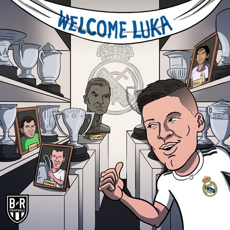 جایگزین رونالدو در رئال مادرید آمد!