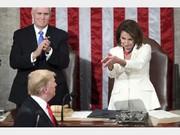 پاتک لفظی ترامپ به نانسی پلوسی: او مایه ننگ خود و خانوادهاش است