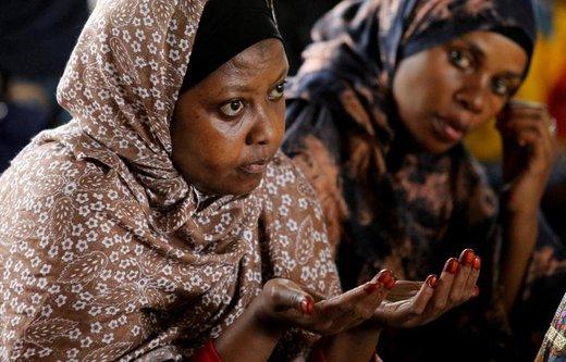 اقامه نماز عید فطر در شهر نایروبی کنیا