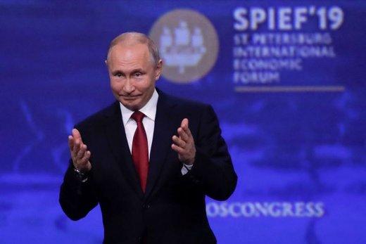 پوتین از تلاشش برای ادامه مذاکرات آمریکا با کره شمالی خبر داد