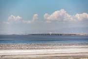 تصاویر | روزهای خوب به دریاچه ارومیه برگشت