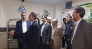 بازدید مسئولین ارشد قضایی استان از زندان مرکزی خرم آباد
