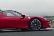 فیلم | اولین خودروی هیبریدی «فراری» با قدرت ۹۸۶ اسب بخار