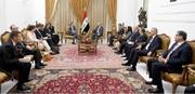 برهم صالح به وزیر خارجه آلمان چه گفت؟