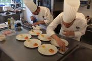 فیلم | رقابت جالب آشپزهای ارتش فرانسه