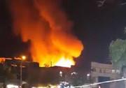 آتشسوزی با منشا نامعلوم در حرم حضرت معصومه (س)