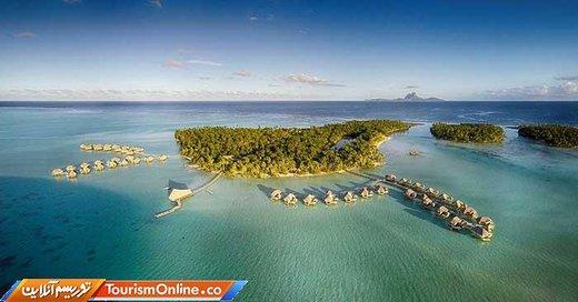 جزیره ل تاها در پلی نزی فرانسه شبی یک هزار و ۲۴ دلار