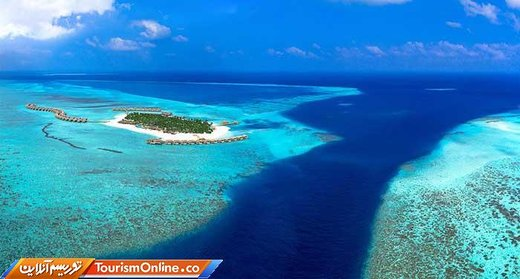 جزیره من و تو با پیله در مالدیو شبی ۳۷۲ دلار