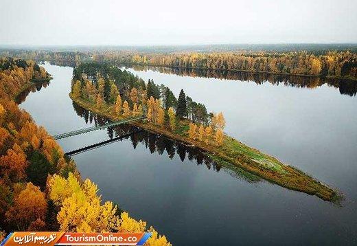 هتل وارتیساری در جزیره ای خصوصی در فنلاند شبی ۲۲۱ دلار