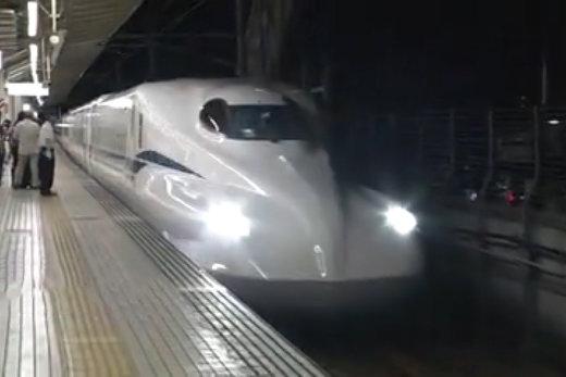 فیلم | رونمایی از قطار جدید ژاپن با سرعت ۳۶۰ کیلومتر بر ساعت