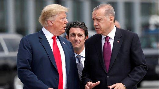 پوستخربزه ترامپ زیرپای اردوغان/اشتباه محاسباتی ترکیه به نفع کیست؟