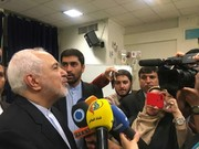 Iran FM says welcomes Japanese PM vising a friendly country
