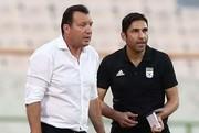 آخرین بازمانده نیمکت تیم ملی ایران را ترک کرد