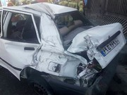فوت یک زن جوان بر اثر برخورد ۲ دستگاه خودرو در بزرگراه بسیج