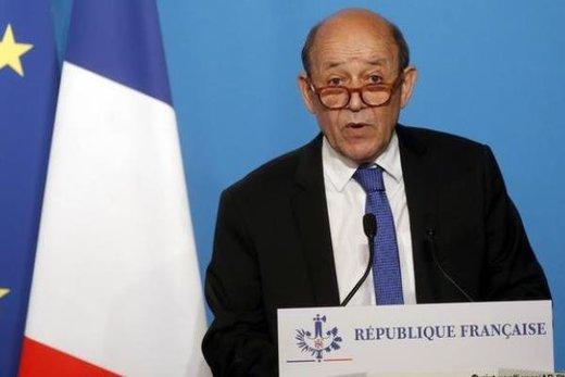 فرانسه بر مذاکره بین ایران و آمریکا تاکید کرد
