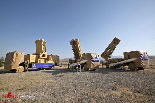 تحویل سامانه سلاح پدافند هوایی «۱۵ خرداد» به ارتش|تصاویر