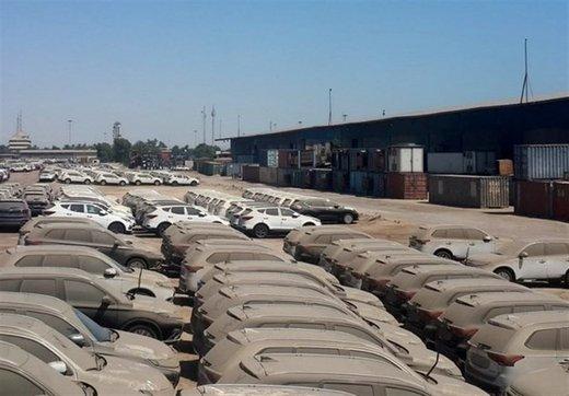 خودروهای وارداتی ۲۰ درصد ارزان شدند/ ۷.۰۰۰ خودرو در گمرک خاک میخورند