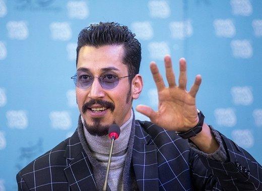 موتور سواری بازیگر «پایتخت» با امیر جعفری/ عکس