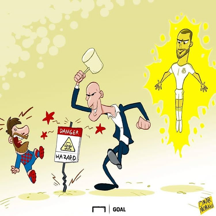 هشدار به بارسلونا؛ سوپرمن به مادرید آمد