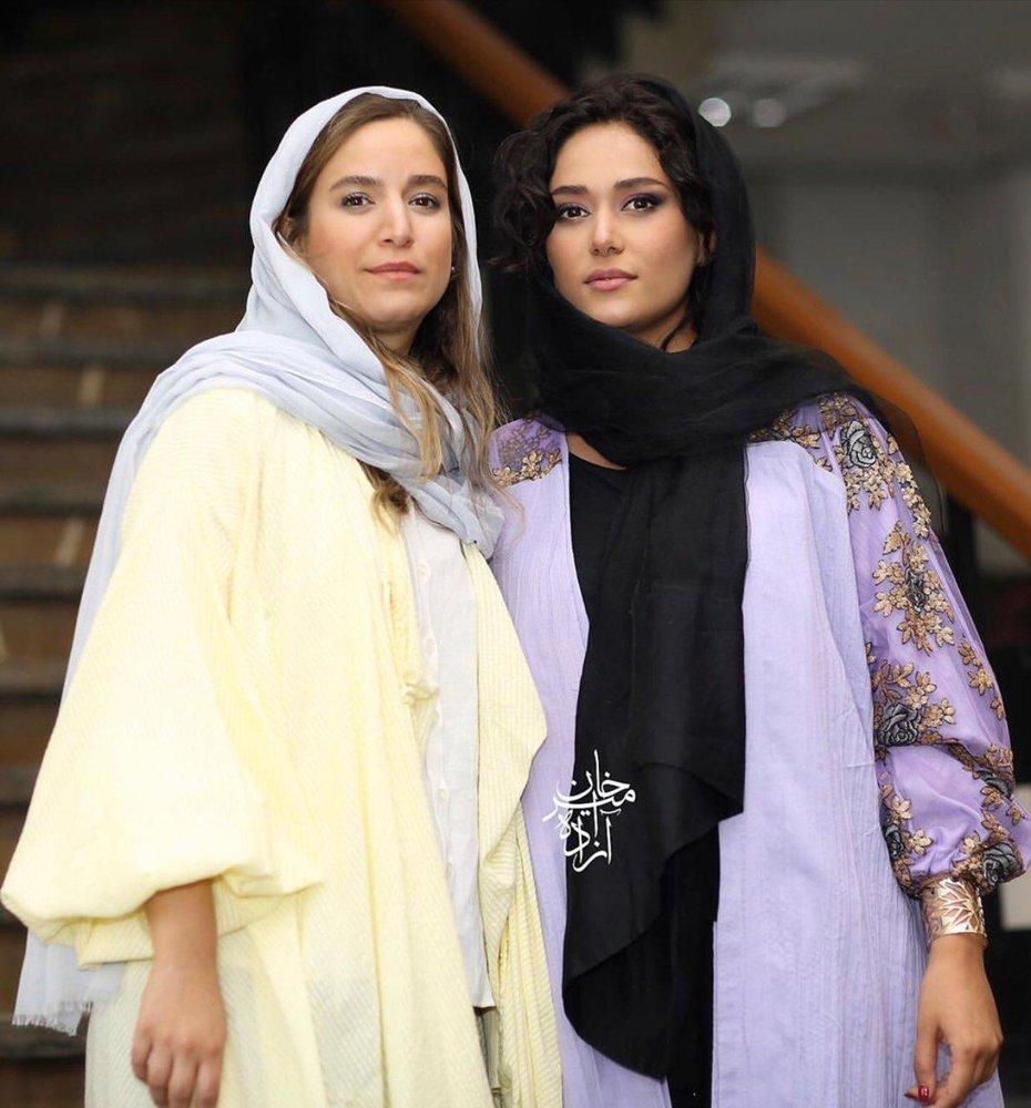 5205685 - پریناز ایزدیار و ستاره پسیانی در اکران فیلم «سرخپوست»
