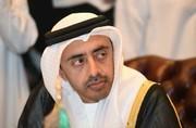 عبدالله بن زاید: دوست دارم درباره این صلح به همه اطمینان دهم!