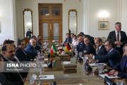 حضور سفیر جدید ایران در آلمان در مذاکرات ماس و ظریف