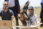 تصاویر | رهاسازی ۱۷۰ حیوان در پارک خجیر با حضور میترا حجار