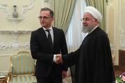 توصیه سفیر آلمان در تهران، پس از دیدار روحانی و ماس