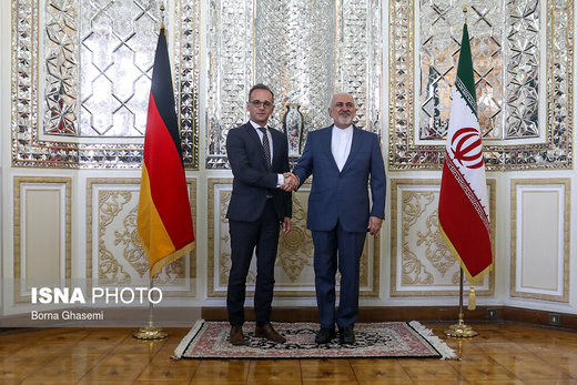 Germany, Iran FMs discuss bilateral ties, nuclear deal in Tehran