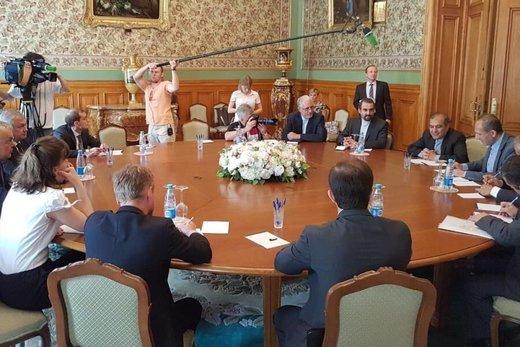 كبير المساعدين الجديد لوزير الخارجية يبدأ مباحثاته الرسمية مع المسؤولين الروس