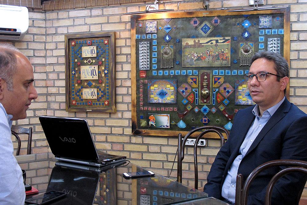 محمدرضا آخوندی: برنده این انتخابات من هستم!