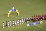 فیلم   اتفاق عجیب وسط پخش سرود ملی در برزیل