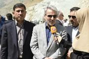 بهرهبرداری از فاز یک پروژه آزادراه تهران شمال در تابستان امسال