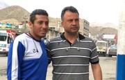 مجاهد خذیراوی: پدرم به خاطر هتتریک ایمون زاید مرد