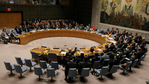 آمریکا خواستار برگزاری نشست غیرعلنی شورای امنیت درباره حادثه نفتکشها شد