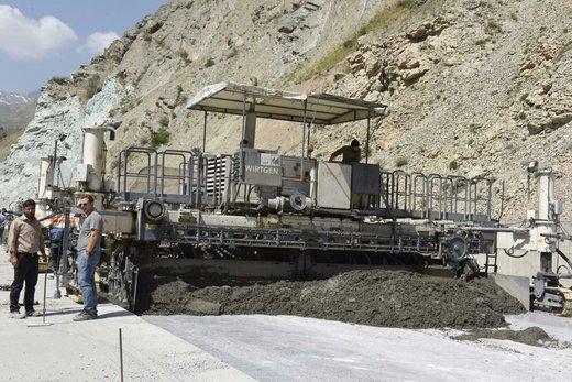 منطقه یک آزادراه تهران-شمال قطعاً چه زمانی افتتاح میشود؟