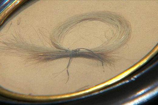 فیلم | حراج چندتار موی بتهوون با قیمت پایه ۱۲ هزار پوند