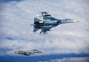 بیانیه وزارت دفاع روسیه درباره رویت جنگندههای جاسوسی آمریکا و سوئد