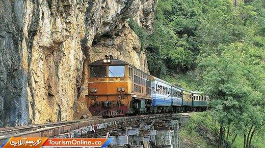 در طول ساخت راه آهن مرگ ۴۱۵ کیلومتری تایلند-برمه هزاران کارگر درگذشتند