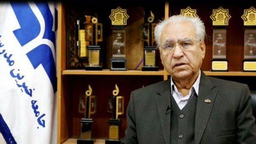 رئیس جامعه خیّرین مدرسهساز کشور درگذشت