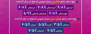 اینفوگرافیک   جدیدترین آمار ازدواج در ایران