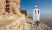 تصاویر | کلیساهای صخرهای در اتیوپی