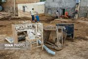 تصاویر | خسارت سنگین سیل در اطراف اصفهان