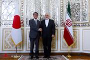 تصاویر | دیدار وزیر امور خارجه ژاپن با ظریف