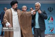عکسی از دیدار صمیمی سیدحسن خمینی و هاشمیطبا